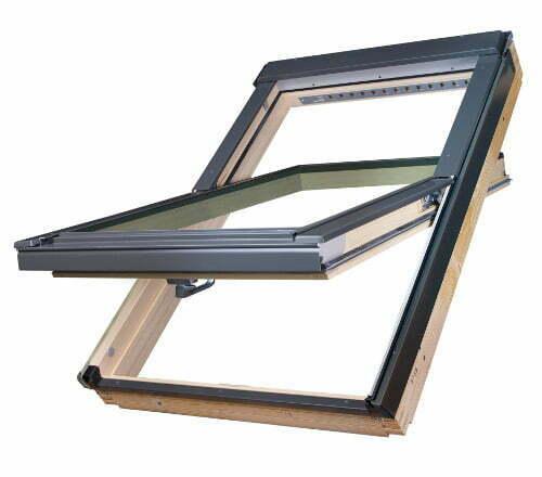 Kyvné okná fakro