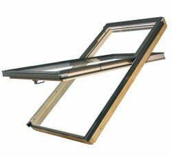 Okná so zvýšenou osou otáčania fakro